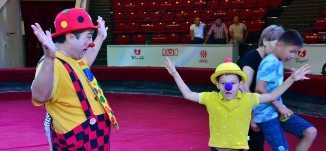 Шымкентский цирк