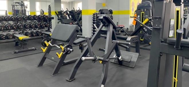 Тренажерный зал Grand Fitness