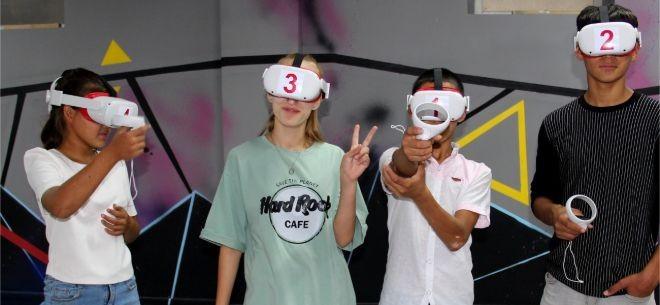 VR-арена CYBER ACTION
